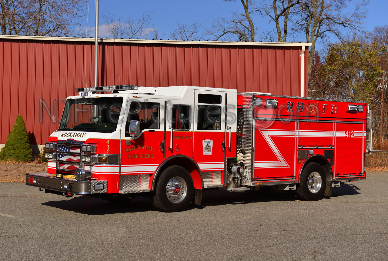 ROCKAWAY BOROUGH, NJ ENGINE 412