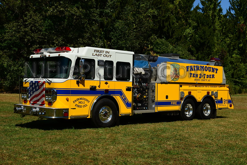 WASHINGTON TWP, NJ TENDER 2-7 FAIRMOUNT FC