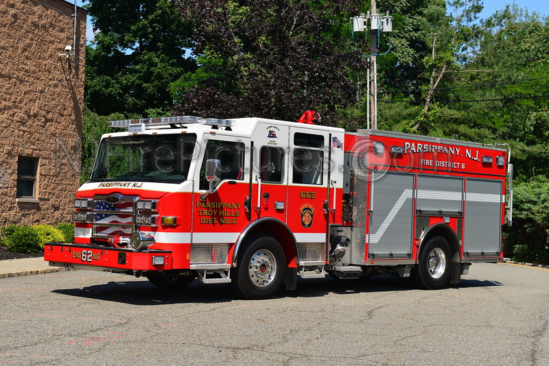 PARSIPPANY, NJ ENGINE 662