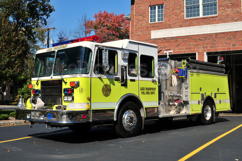 PARSIPPANY ENGINE 634 (LAKE PARSIPPANY)