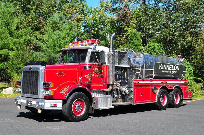 KINNELON, NJ TANKER 33