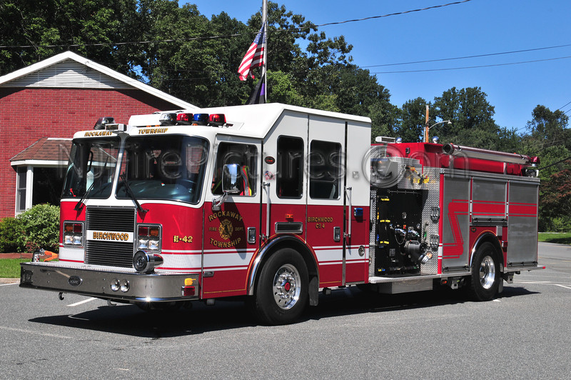 Rockaway Twp, NJ Engine 42 - 2007 KME Predator 1500/750/30 (Birchwood Fire Co.)