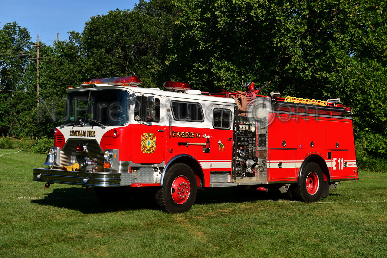 CHATHAM TOWNSHIP, NJ ENGINE 11