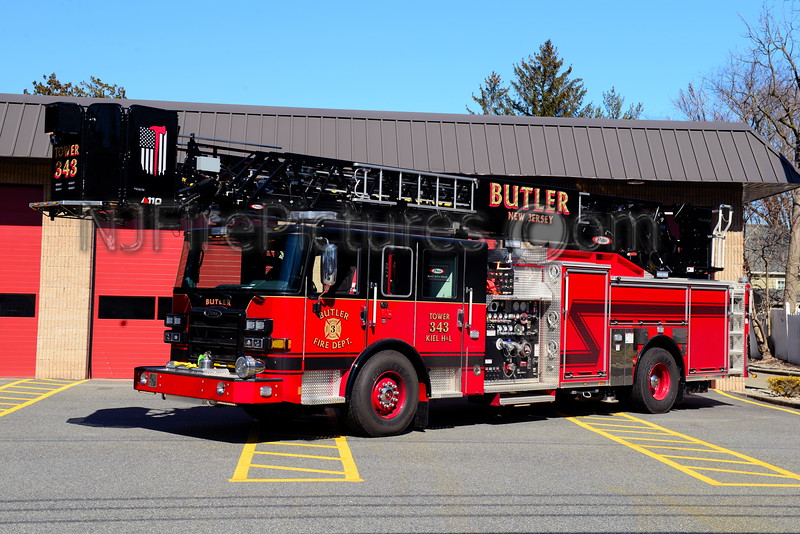 BUTLER, NJ TOWER 343