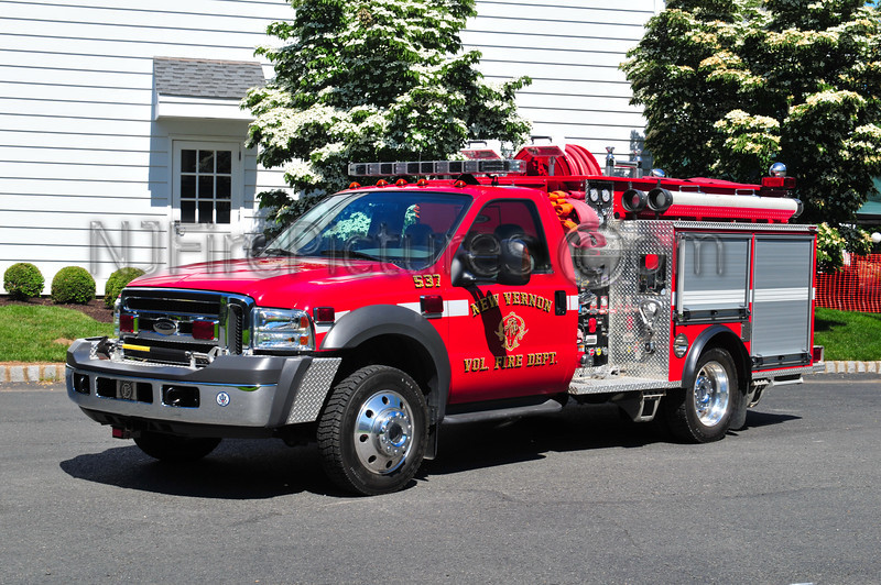 HARDING TWP, NJ (NEW VERNON) ENGINE 7