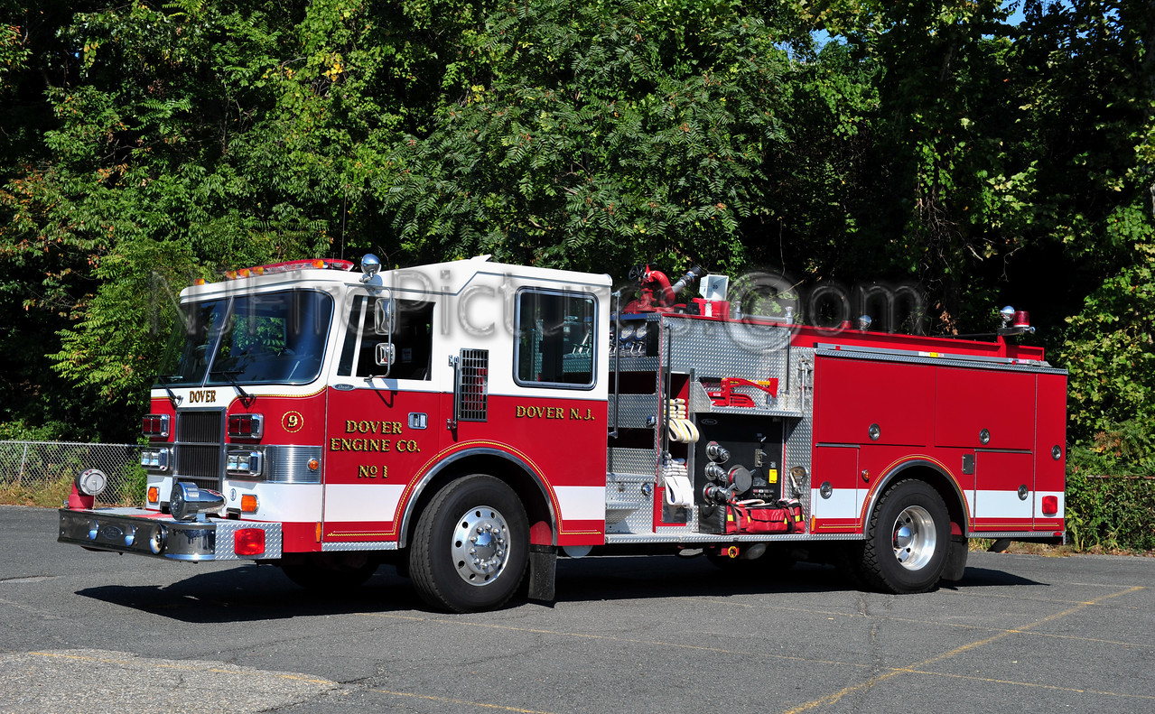 DOVER, NJ ENGINE 9
