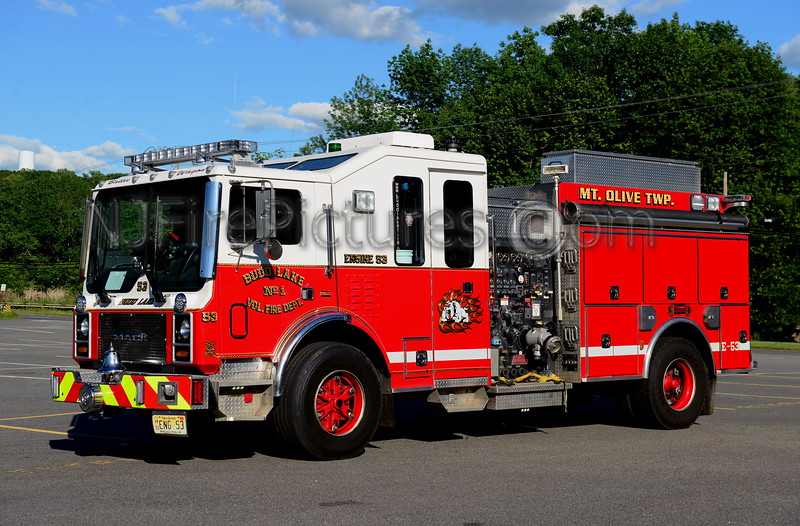 BUDD LAKE, NJ ENGINE 53