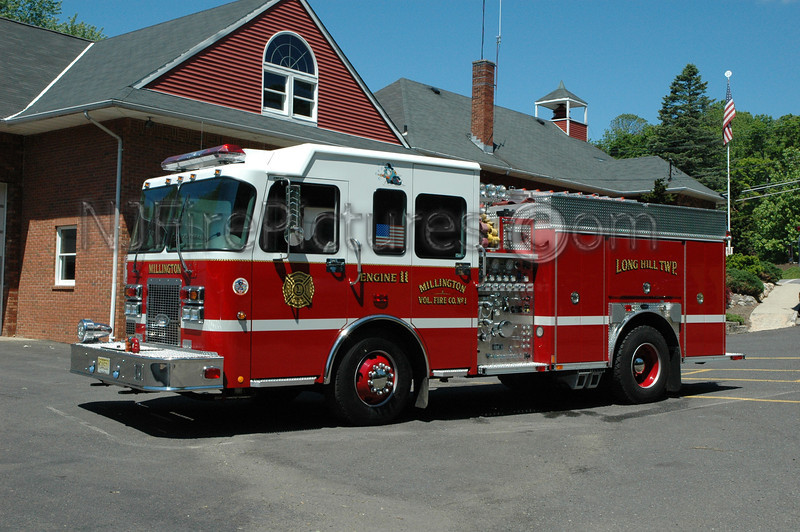 MILLINGTON, NJ ENGINE 11