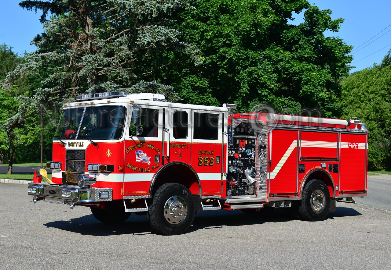 MONTVILLE, NJ ENGINE 353