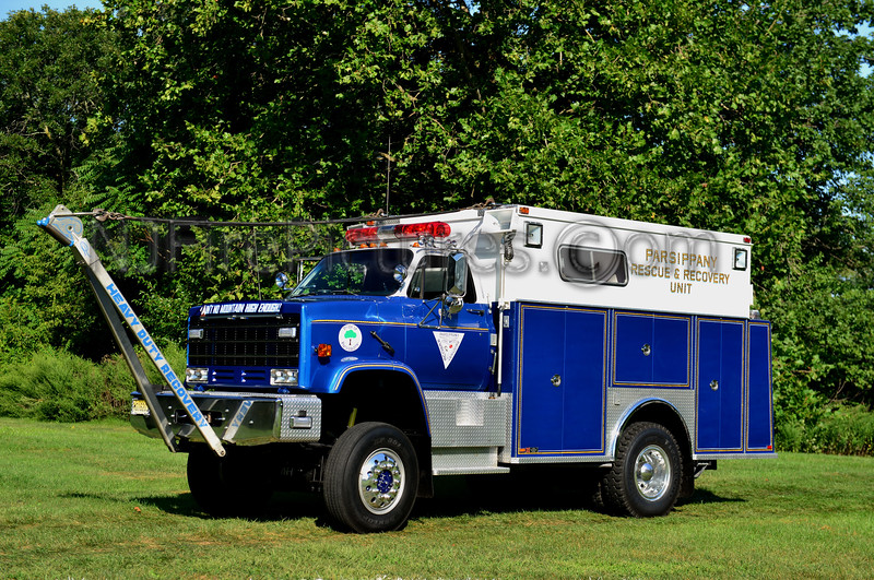 PARSIPPANY, NJ RESCUE & RECOVERY 69-4