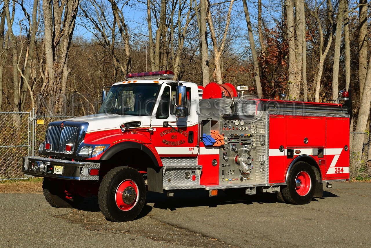 MONTVILLE, NJ ENGINE 354