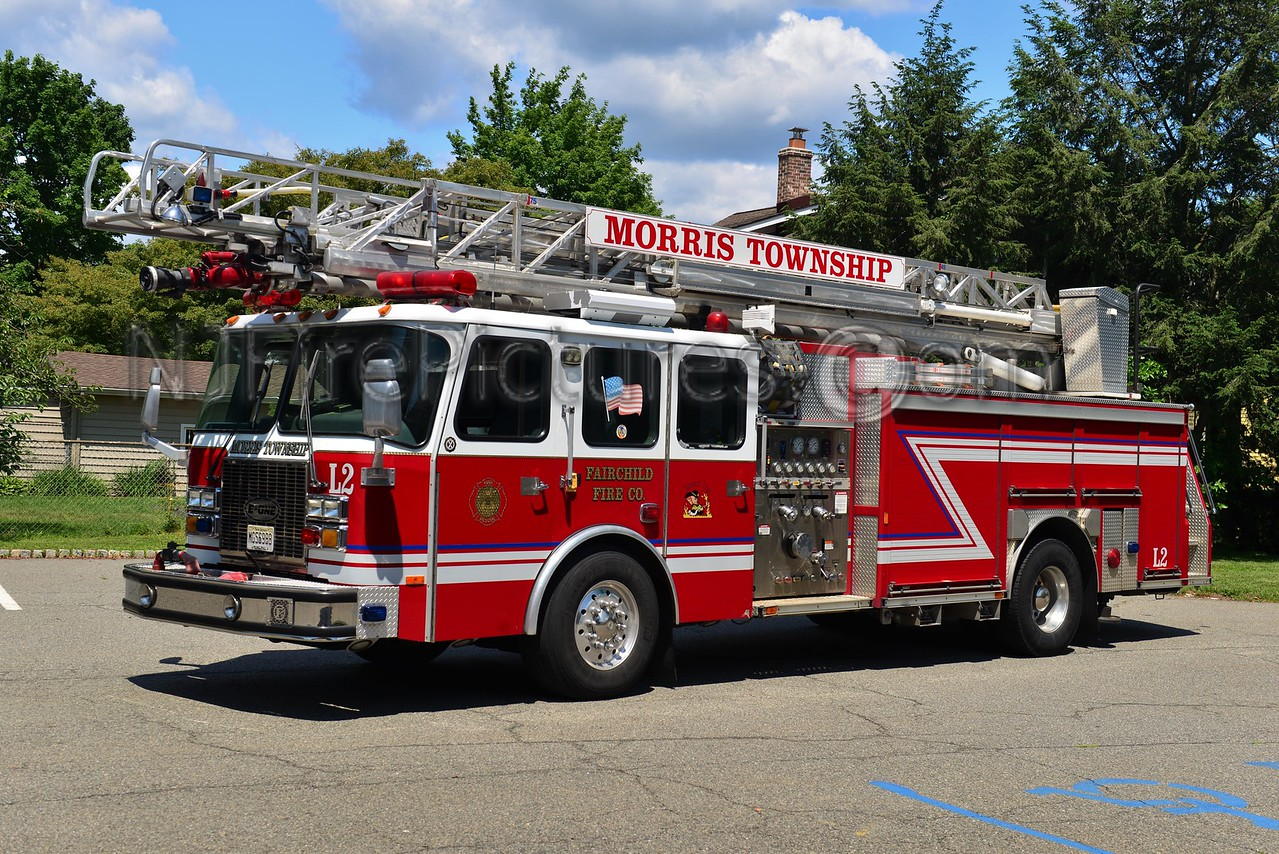 MORRIS TOWNSHIP, NJ LADDER 2