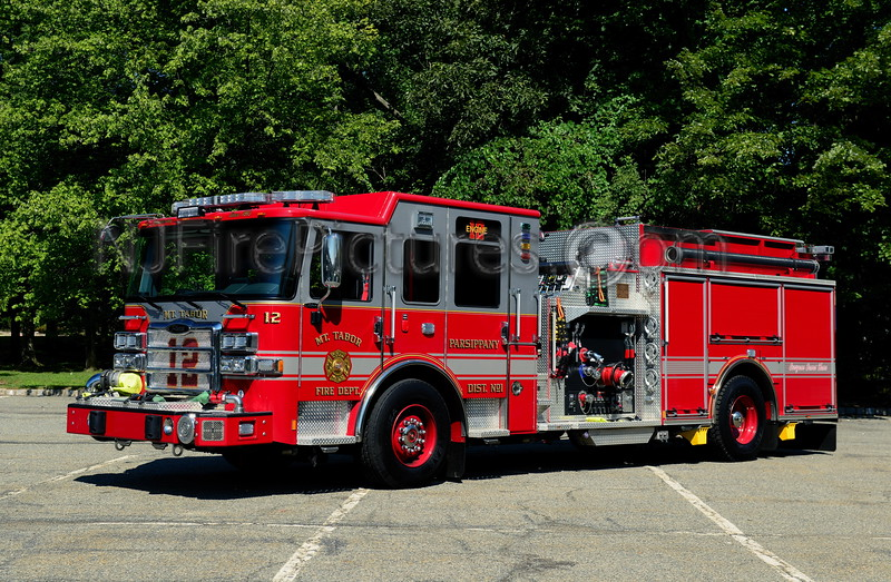 PARSIPPANY, NJ MOUNT TABOR ENGINE 12