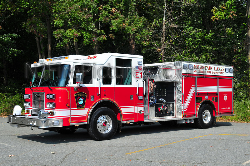 MOUNTAIN LAKES, NJ ENGINE 1