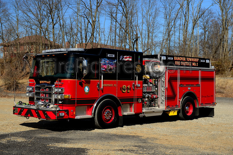 WHIPPANY, NJ ENGINE 81