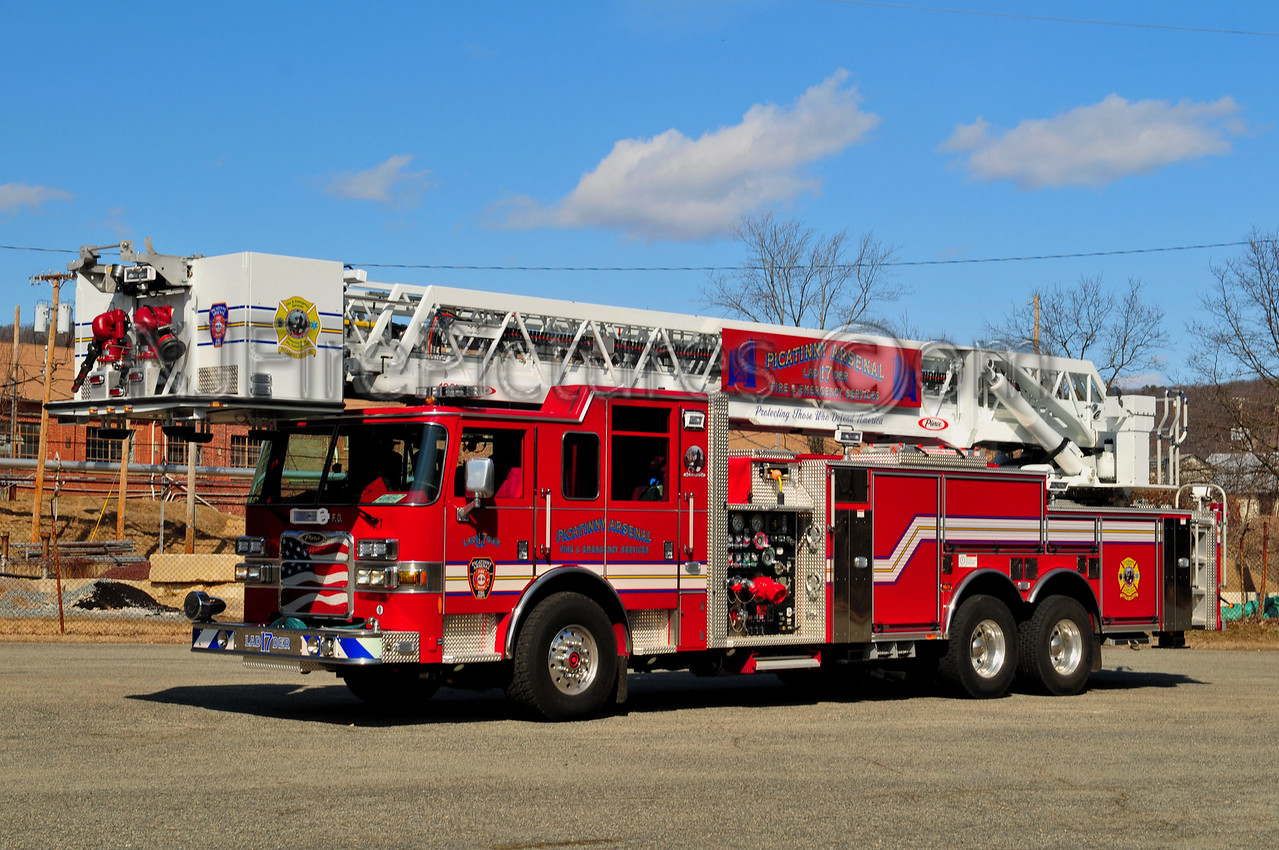 PICATINNY ARSENAL LADDER 17