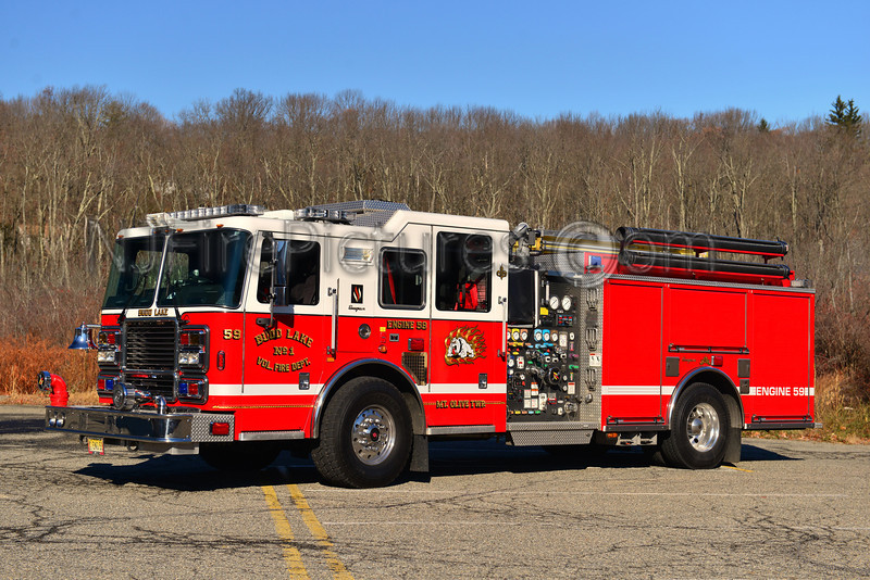 BUDD LAKE, NJ ENGINE 59