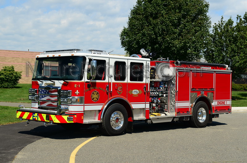 CHESTER, NJ ENGINE 1
