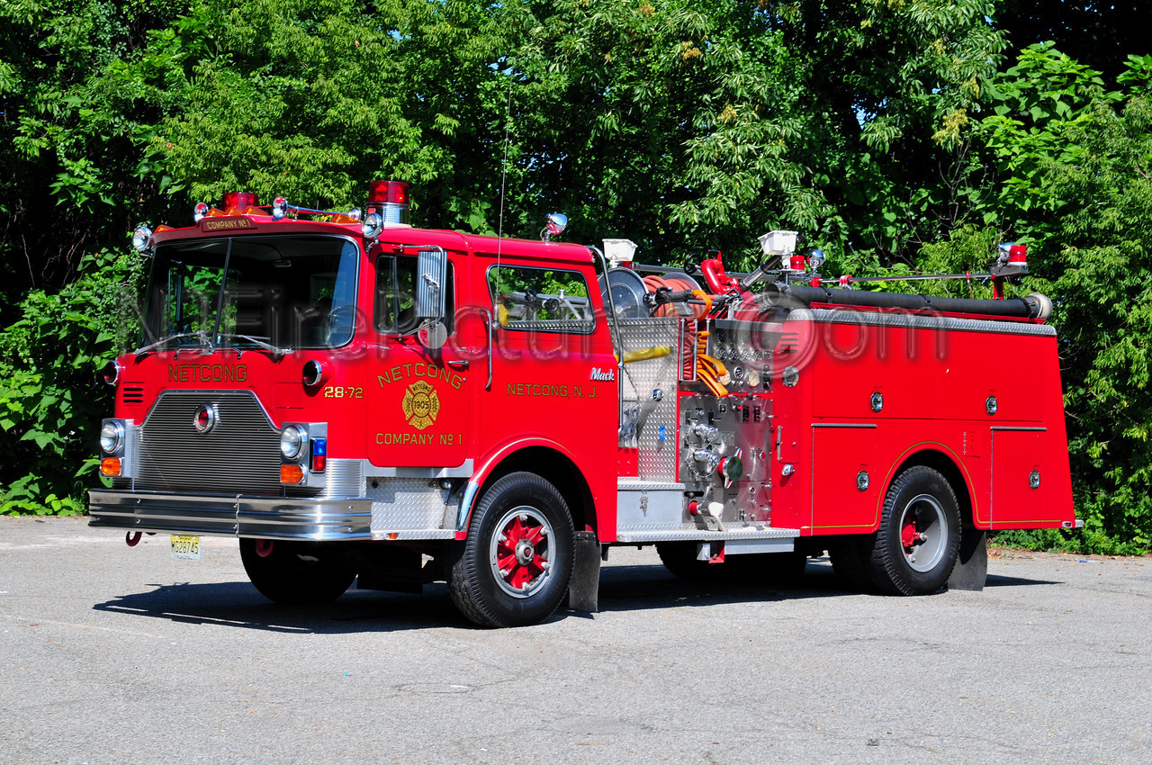 NETCONG, NJ ENGINE 2