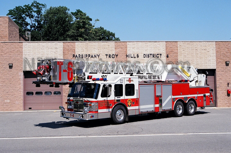 PARSIPPANY - TOWER 6 - 1997 SIMON DUPLEX/LTI 102'