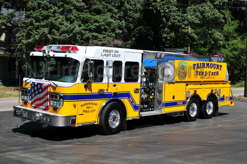 WASHINGTON TWP, NJ (FAIRMOUNT) TANKER 34-71