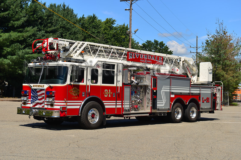 RIVERDALE, NJ LADDER 31