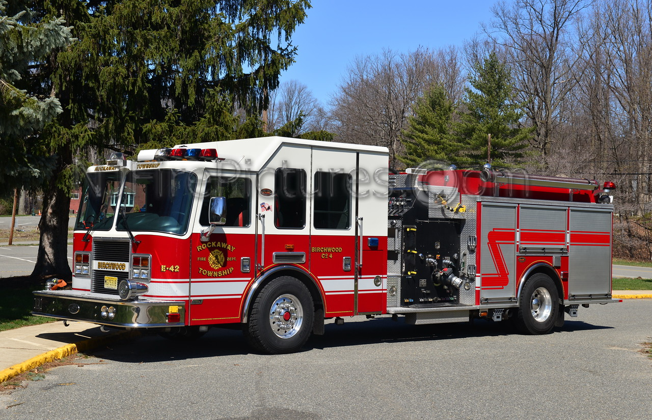 ROCKAWAY TOWNSHIP, NJ ENGINE 42
