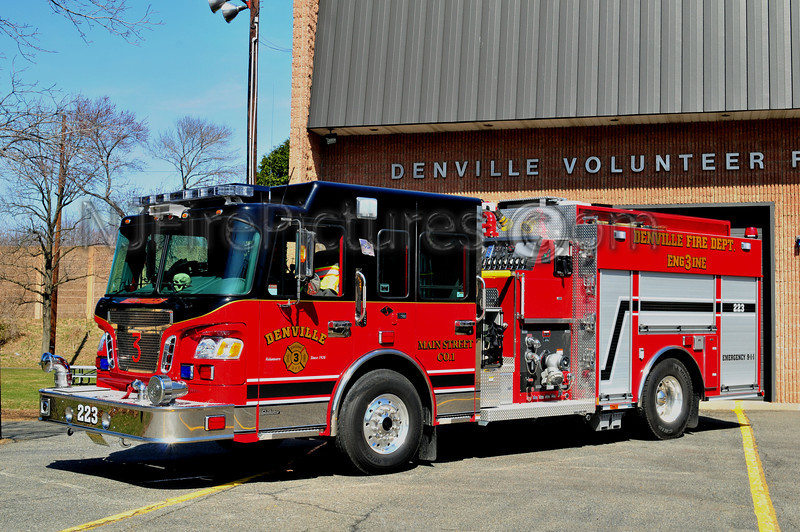 DENVILLE, NJ ENGINE 223