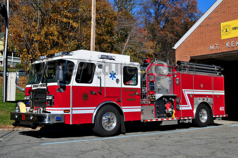 MORRIS TOWNSHIP, NJ ENGINE 401