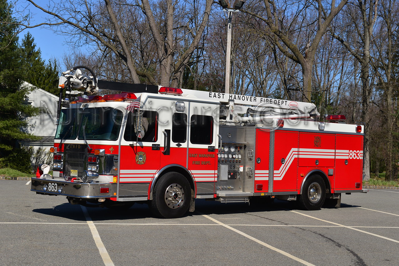 EAST HANOVER, NJ ENGINE 863