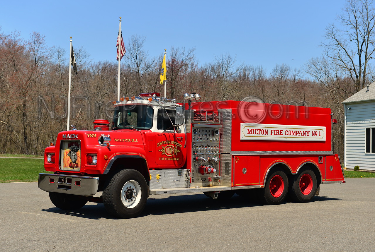 JEFFERSON TWP, NJ TANKER 723