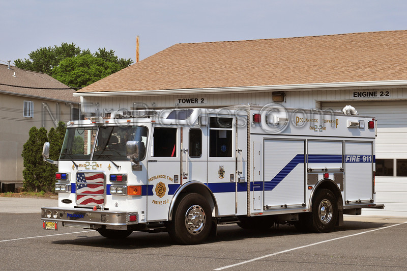 Pequannock Engine 2-2 - 2006 Pierce Enforcer 1500/750