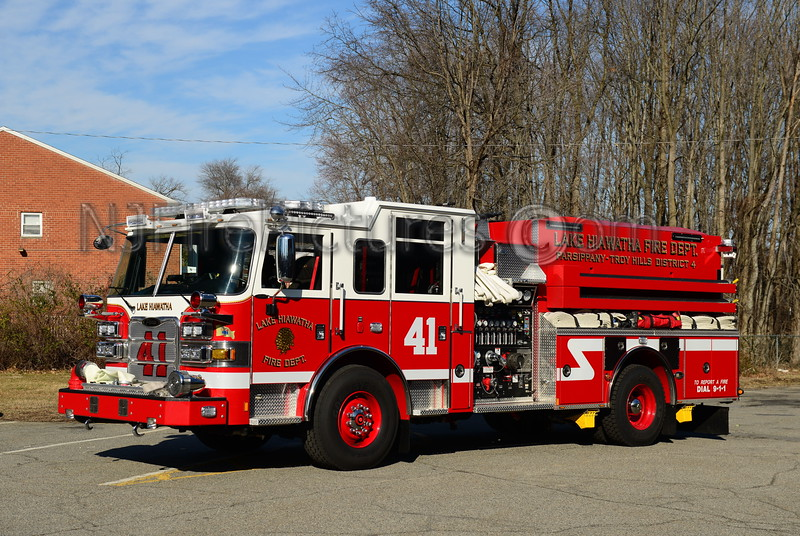 PARSIPPANY, NJ (LAKE HIAWATHA) ENGINE 641