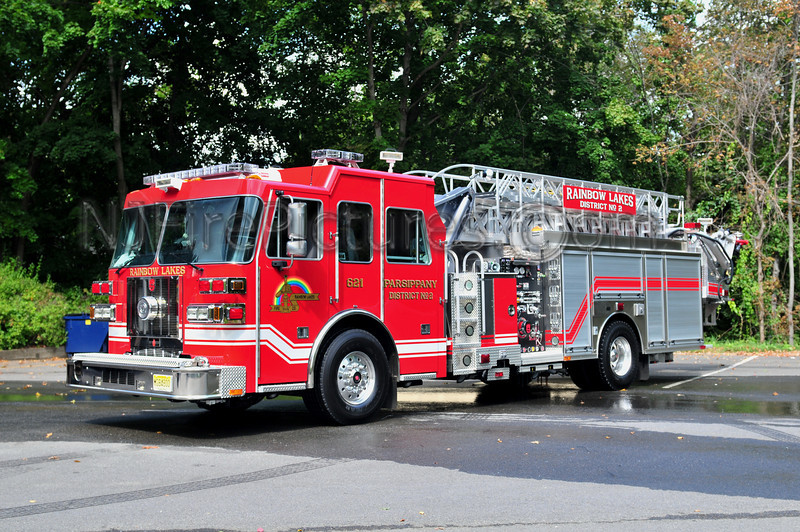 PARSIPPANY, NJ LADDER 621 (RAINBOW LAKES FIRE CO.)