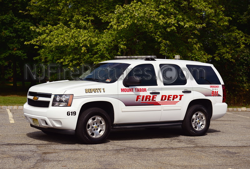 MOUNT TABOR, NJ DEPUTY CHIEF 1