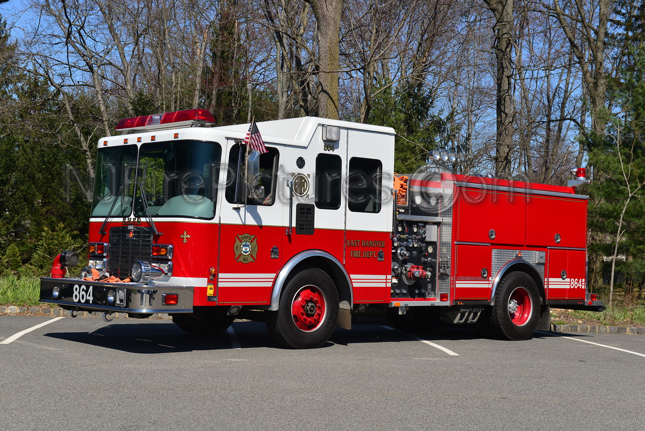 EAST HANOVER, NJ ENGINE 864
