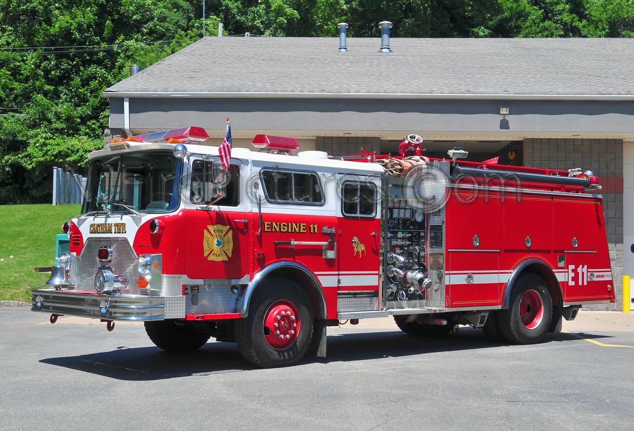 CHATHAM TWP, NJ ENGINE 11