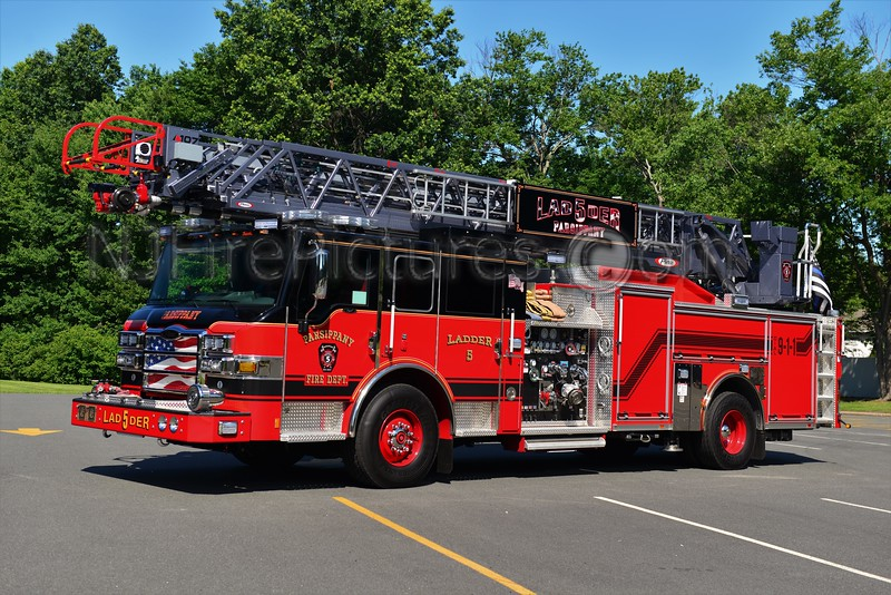 PARSIPPANY, NJ LADDER 5