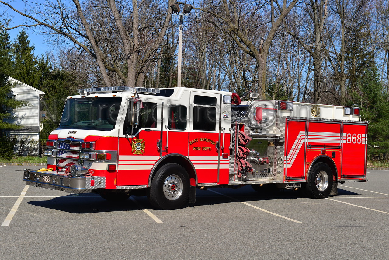 EAST HANOVER, NJ ENGINE 868