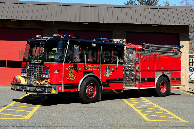 BUTLER, NJ ENGINE 342