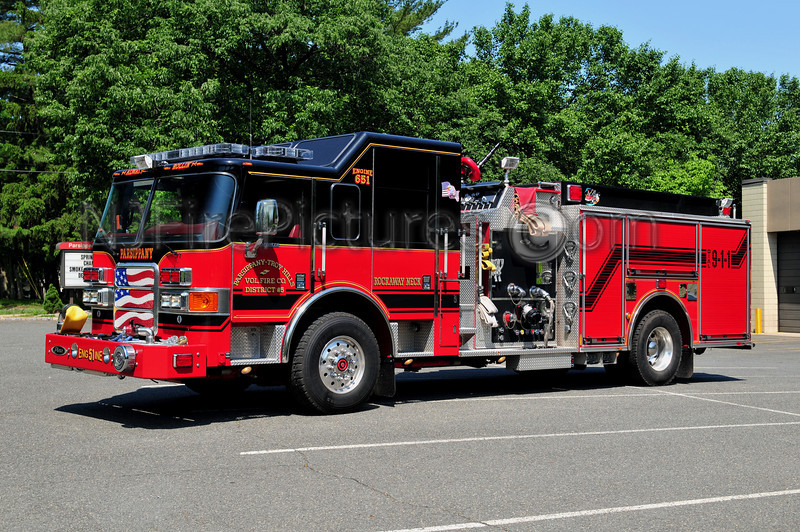 PARSIPPANY, NJ ENGINE 651