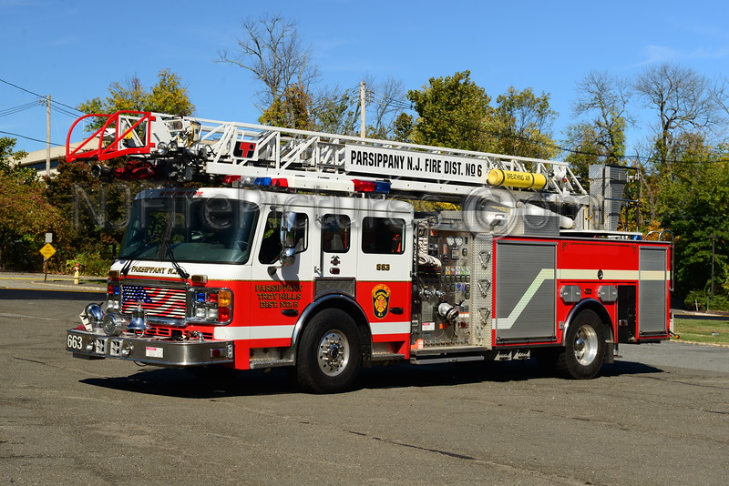PARSIPPANY, NJ LADDER 663
