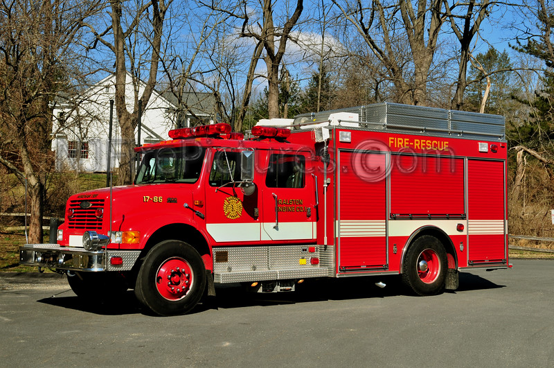 MENDHAM TWP, NJ (RALSTON) RESCUE 14