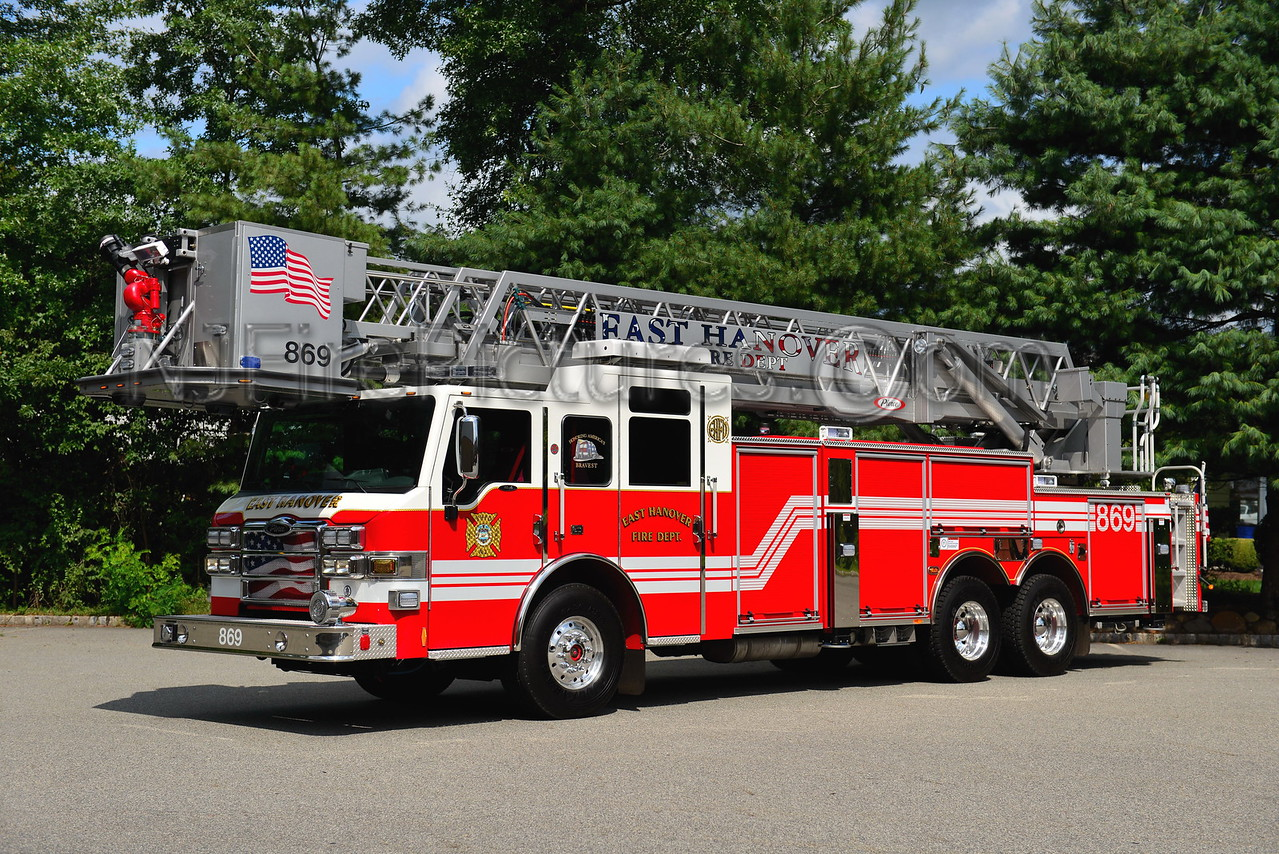 EAST HANOVER, NJ TOWER 869