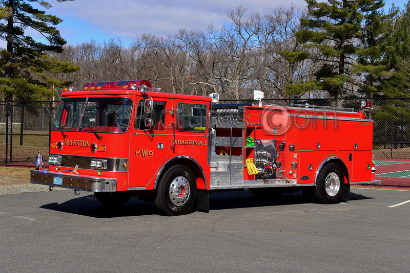 WHARTON, NJ ENGINE 322