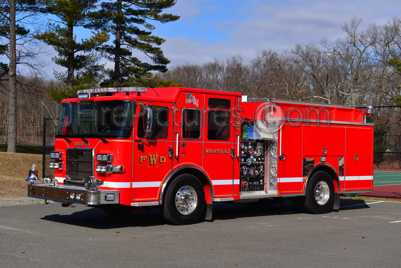 WHARTON, NJ ENGINE 320