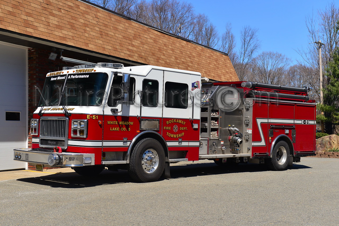 ROCKAWAY TOWNSHIP, NJ ENGINE 51