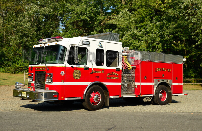 LONG HILL TWP, NJ ENGINE 11 MILLINGTON F.C.