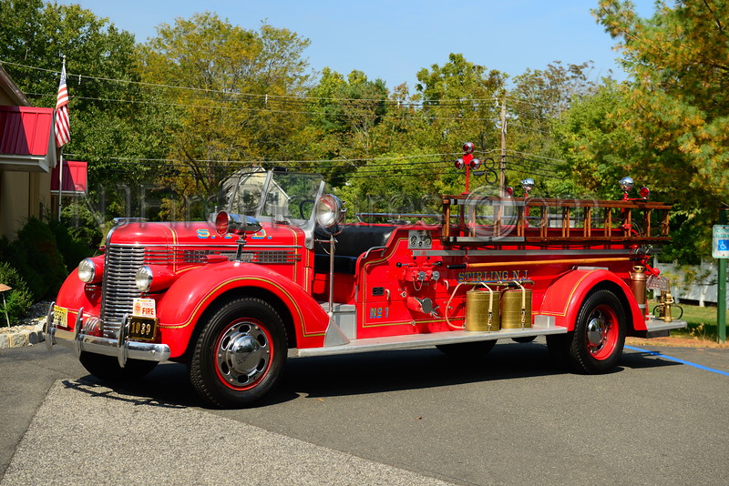 LONG HILL TWP, NJ ENGINE 1 STIRLING F.C.