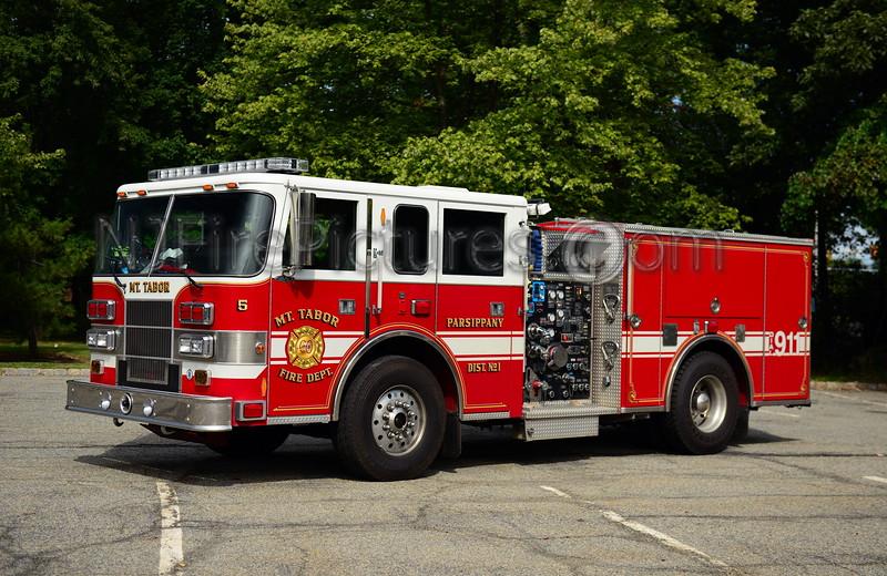 MOUNT TABOR, NJ ENGINE 15
